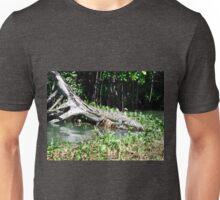 Black River Crocodile Unisex T-Shirt