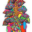 Follow Me To Wonderland by Octavio Velazquez