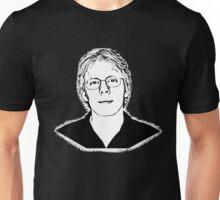 John Carmack's Face Unisex T-Shirt