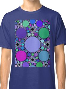 Circle fractals Classic T-Shirt