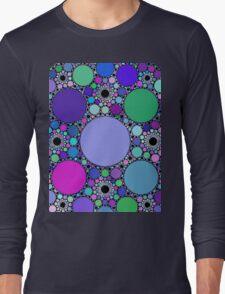 Circle fractals Long Sleeve T-Shirt