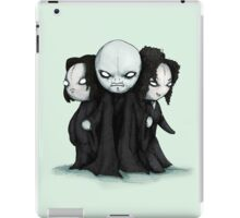 Plushie Death Eaters iPad Case/Skin