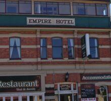Empire Hotel, Deloraine, Tasmania, Australia Sticker