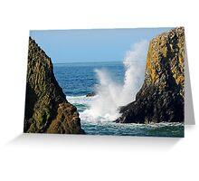 Oregon Coast Greeting Card