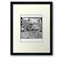 The Cramps Framed Print
