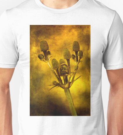 Eryngium Gold Unisex T-Shirt