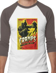 The Cramps Men's Baseball ¾ T-Shirt