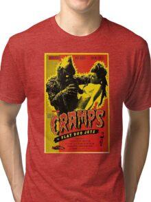 The Cramps Tri-blend T-Shirt