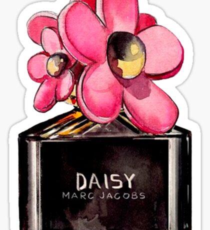 Daisy #flowers, bottle  Sticker