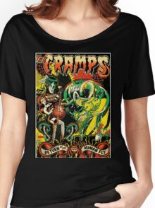 The Cramps Women's Relaxed Fit T-Shirt