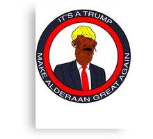 Its a Trump! Canvas Print