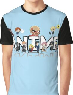 ANIME! Graphic T-Shirt