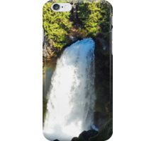 Sahalie Falls iPhone Case/Skin