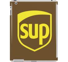 UPS SUP PARODY iPad Case/Skin