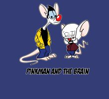 Pinkman and The Brain - Pinkman and Walter - Breaking Bad Parody - Pinky and the Brain Parody Unisex T-Shirt