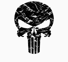 Punisher Logo (Black) Unisex T-Shirt