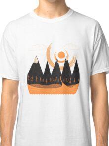 Sunny Mountain Pass Classic T-Shirt