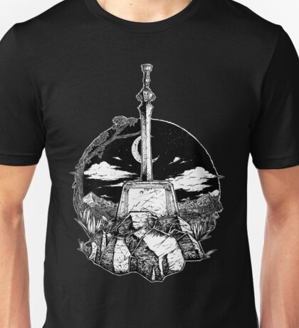 Sword in the Stone Unisex T-Shirt
