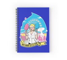 Fun with Dr. Quinn Spiral Notebook