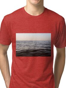 The sea natural background. Tri-blend T-Shirt