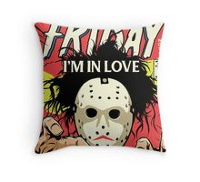 TFTS | Friday Throw Pillow
