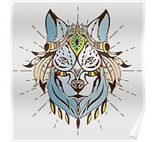 Wolf Chief Poster