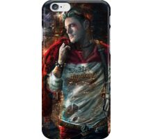 Daddy's Little Monster iPhone Case/Skin