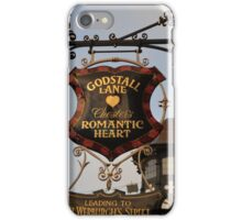 CHESTER - THE ROMANTIC HEART iPhone Case/Skin