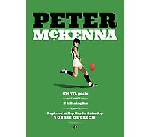 Peter McKenna, Collingwood (Hey Hey version) Photographic Print
