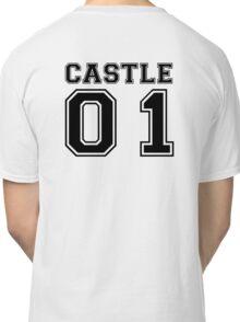 Castle 01 - Varsity Style Classic T-Shirt