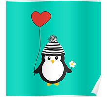 Romeo the Penguin Poster