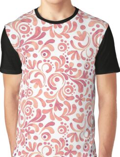 Abstract watercolor pattern 2 Graphic T-Shirt