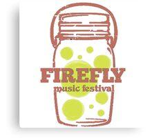 Firefly Music Festival   June 16-19, 2016 Canvas Print