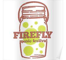 Firefly Music Festival | June 16-19, 2016 Poster