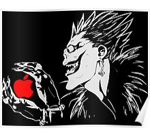 Weakness of Ryuk - Parody Poster