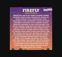 Firefly Music Festival | June 16-19, 2016 LINE UP Unisex T-Shirt