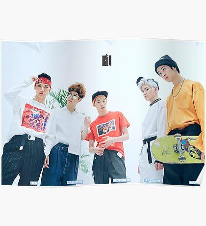 NCT U - Group Photoshoot #1 Poster