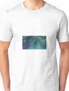 Blue Suede Unisex T-Shirt
