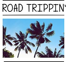 Road trippin Photographic Print