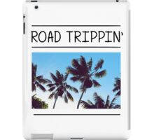 Road trippin iPad Case/Skin