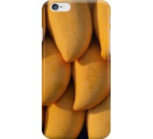 mangoes iPhone Case/Skin