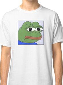 Pepe frog  Classic T-Shirt