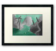 Landscape mini2 Framed Print