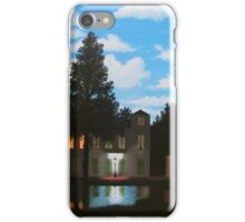 Empire of Light - Magritte iPhone Case/Skin