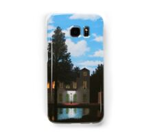 Empire of Light - Magritte Samsung Galaxy Case/Skin