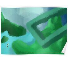 Landscape mini1 Poster