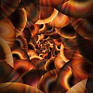 Fractal Tunnel by Kitty Bitty