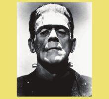 Boris Karloff's Frankenstein Baby Tee