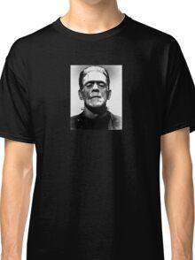 Boris Karloff's Frankenstein Classic T-Shirt