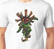 Majoras Mask Skull Kid Unisex T-Shirt
